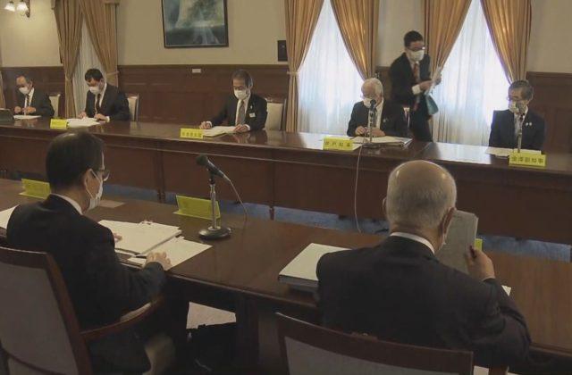 緊急事態宣言を受けて 兵庫県が対策協議会を開催