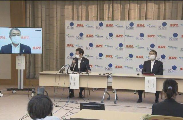 神戸市がPCR検査を拡充へ 官民連携で全国初