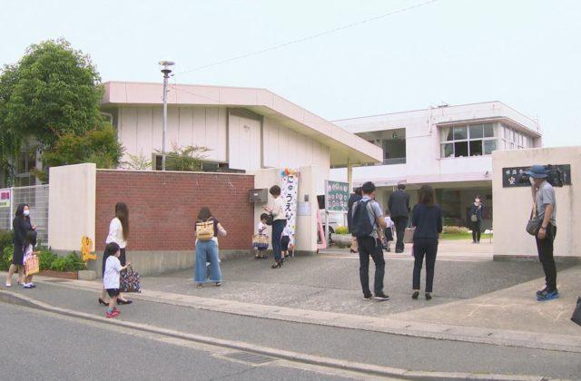 姫路の幼稚園 2カ月遅れで入園式 新型コロナ感染拡大で延期