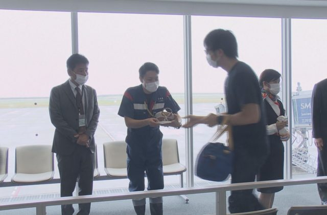 FDA神戸空港発着路線を一部再開 青森線と松本線