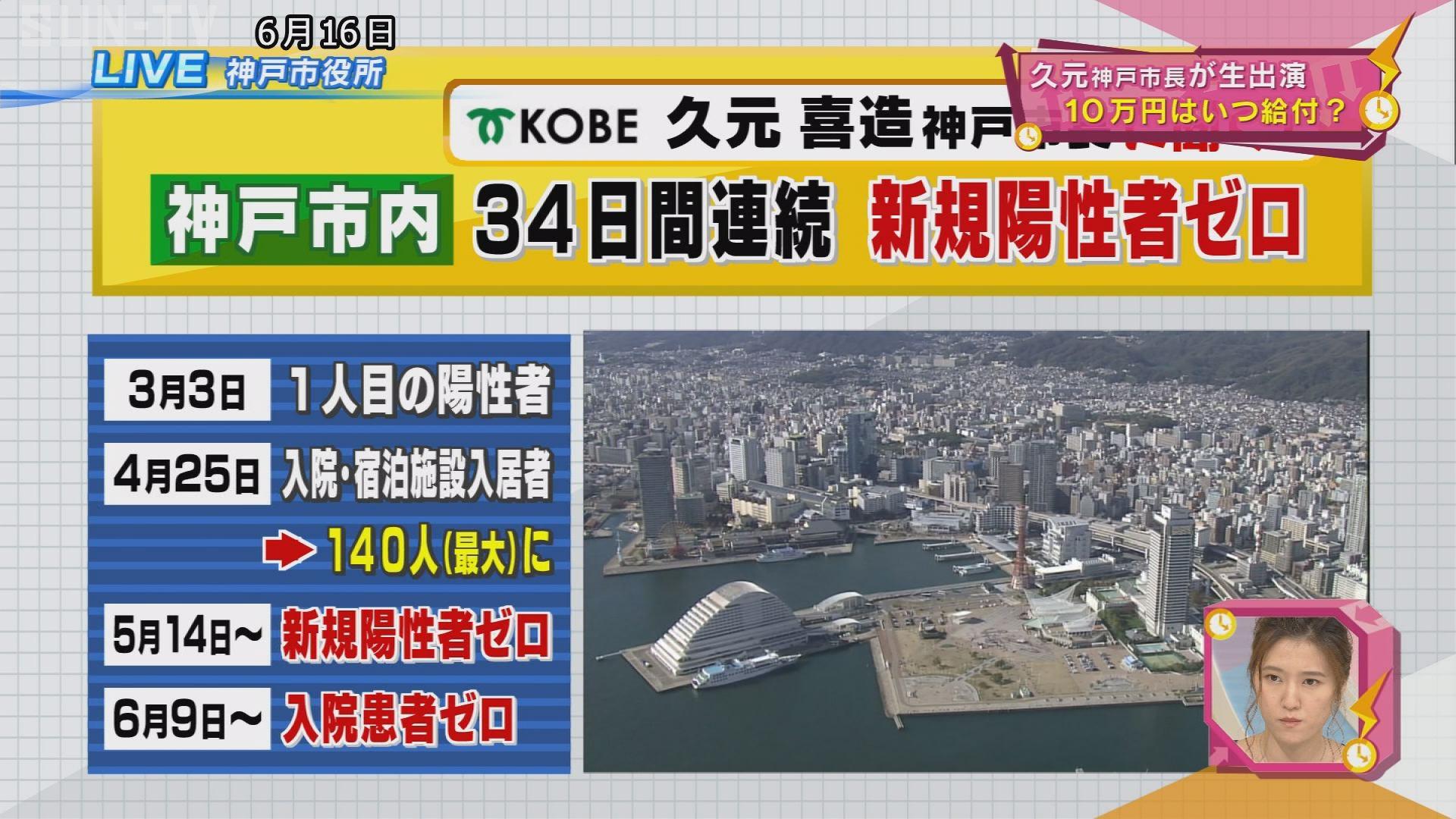 神戸市長 久元