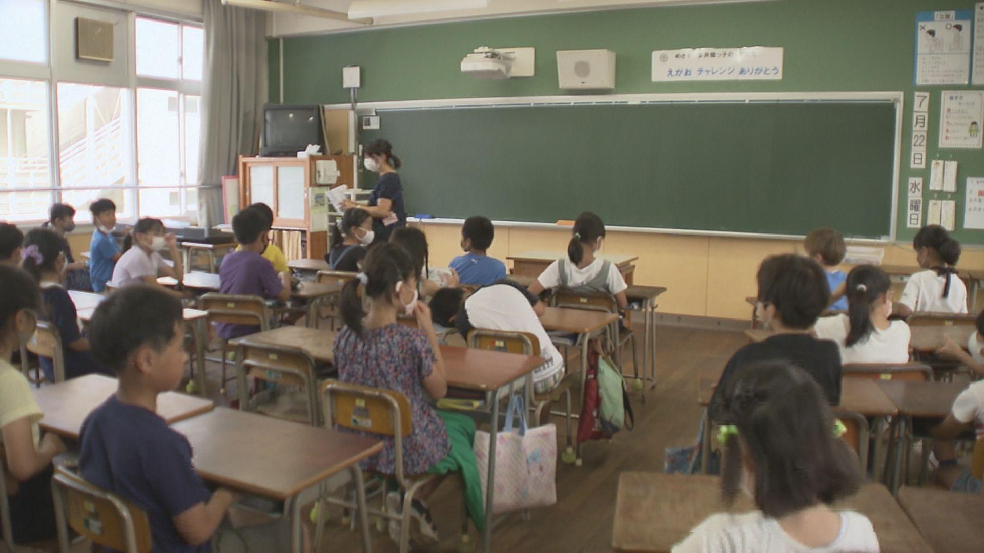 コロナ 小学校 夏休み